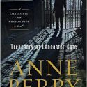 Treachery at Lancaster Gate: A Charlotte and Thomas Pitt Novel Review