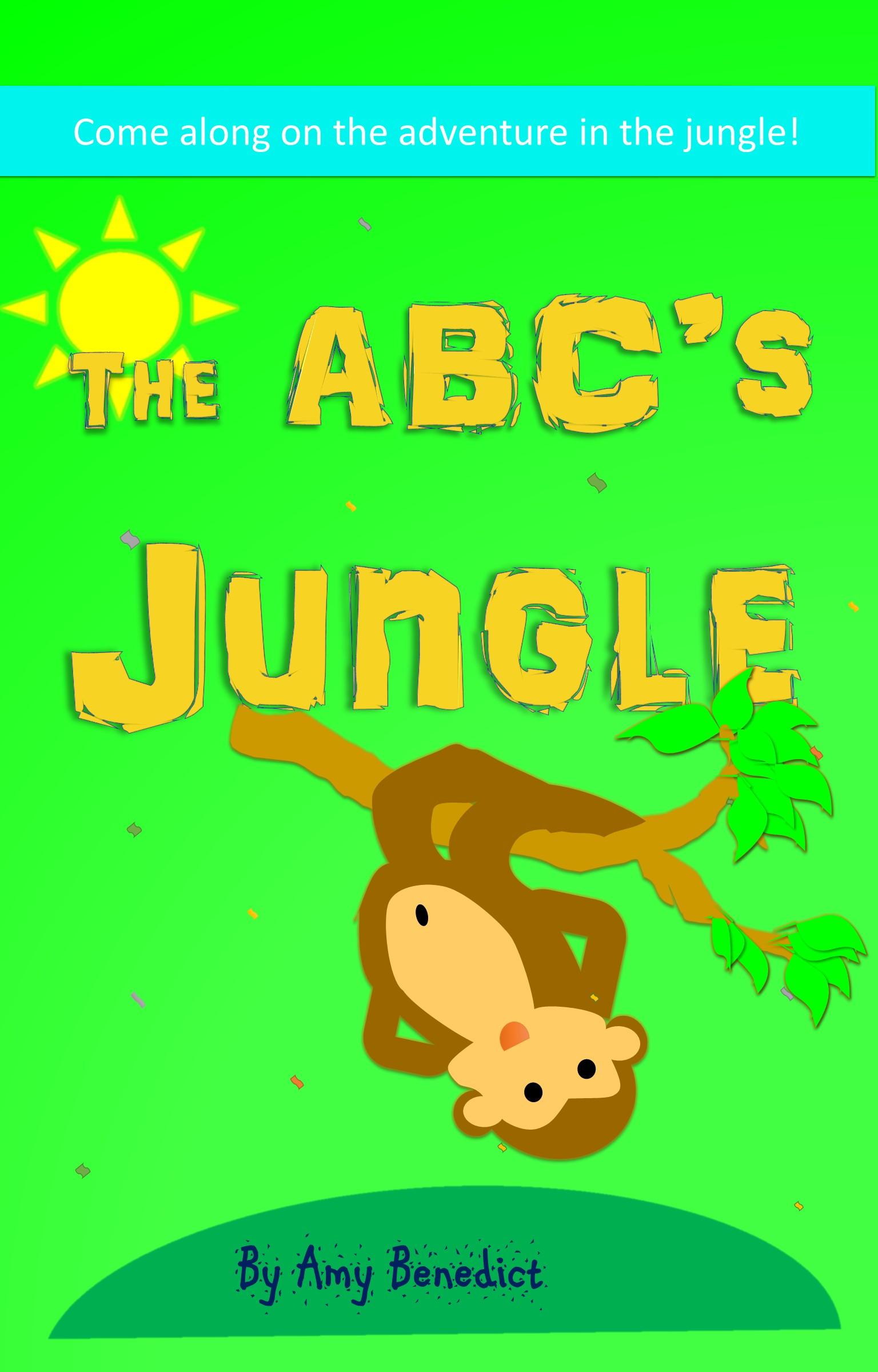 Book Cover - ABC Jungle