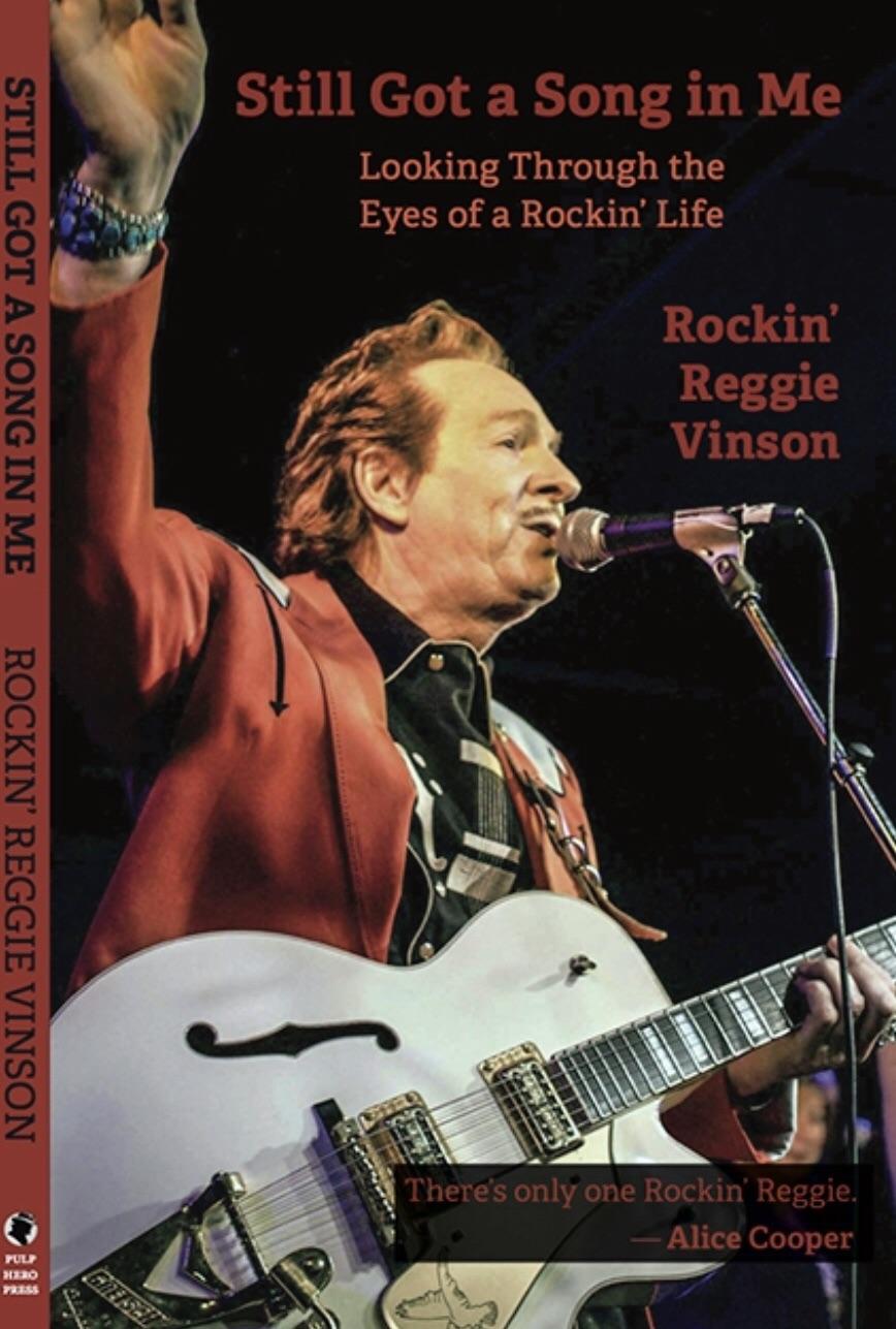 Rockin Reggie