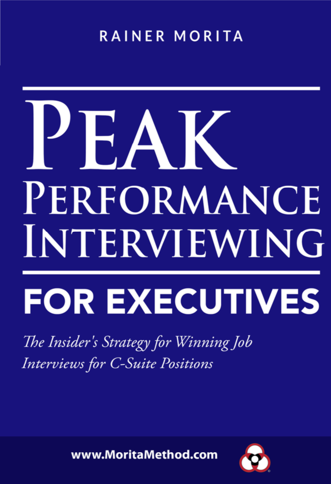 Peak Performance Interviewing for Executives