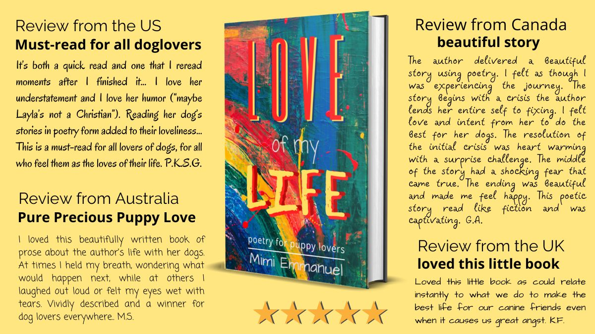 Love of My Life: Poetry for Puppy Lovers
