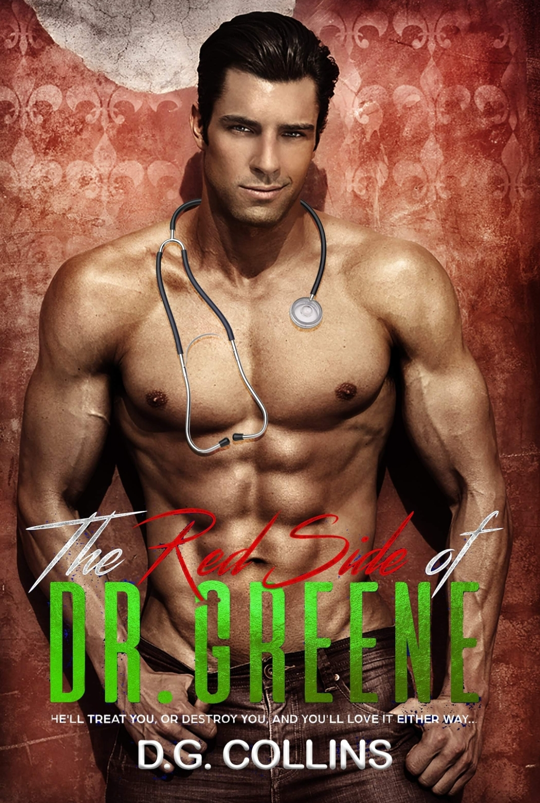 The Red Side of Dr. Greene: He'll treat you, or destroy you, and you'll love it either way