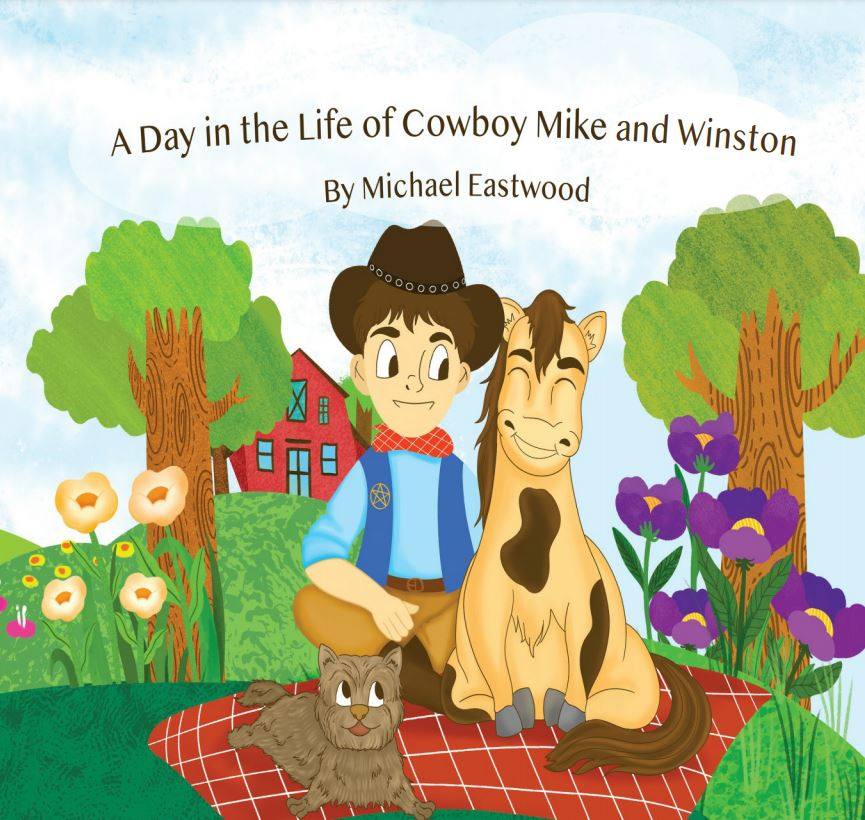 A Day in the Life of Cowboy Mike and Winston