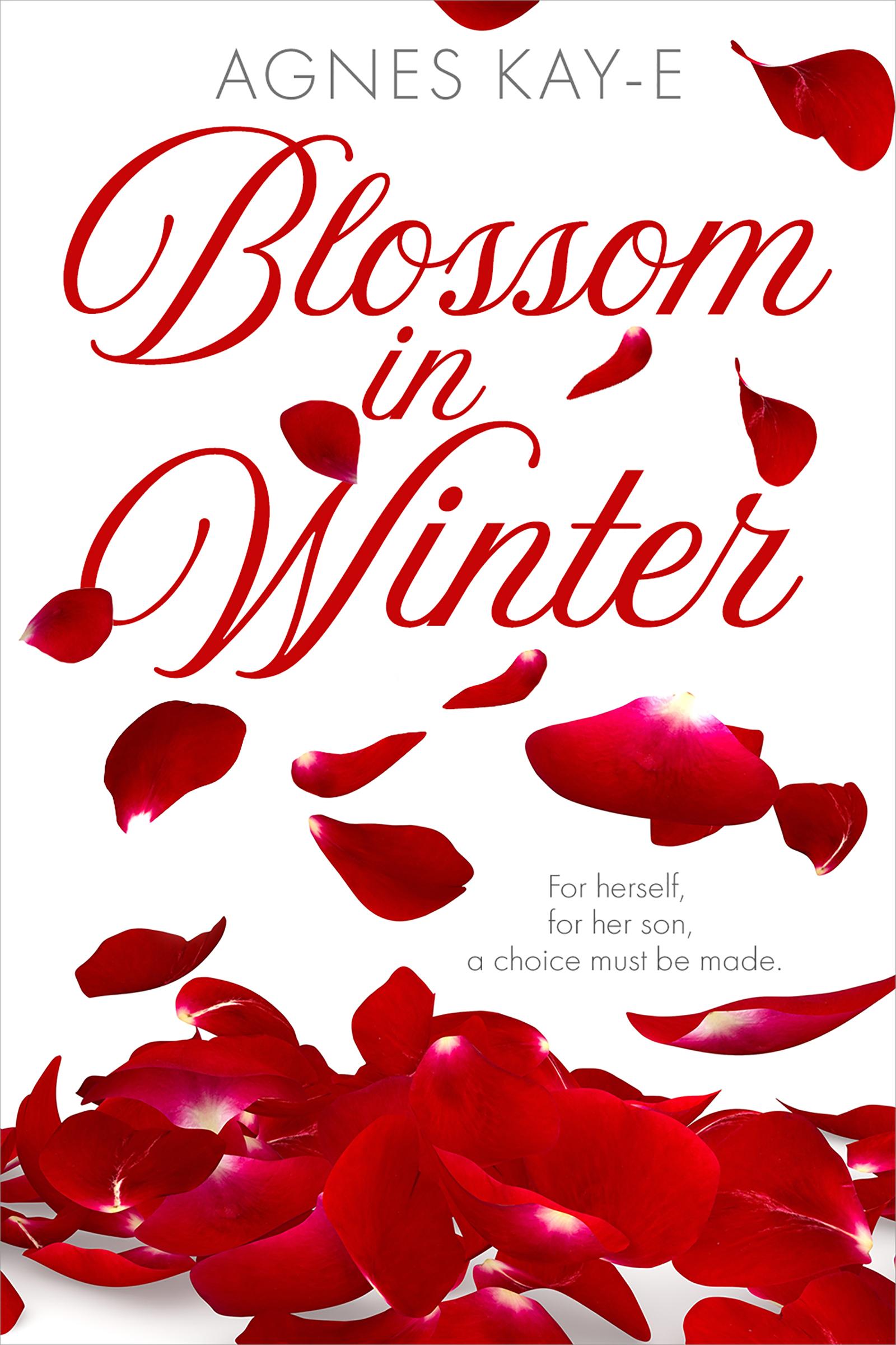 BLOSSOM IN WINTER EBOOK COVER